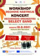 Dechový orchestr SELECT BAND 1