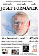 SETKÁNÍ SE SPISOVATELEM A CESTOVATELEM JOSEFEM FORMÁNKEM 1