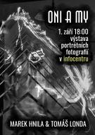 Výstava fotografií: ONI A MY 2