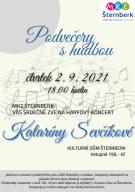 Podvečery s hudbou - harfový koncert 2
