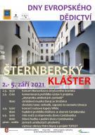 Dny evropského dědictví ve Šternberském klášteře 1
