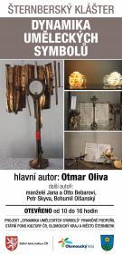 Výstava děl sochaře Otmara Olivy i dalších umělců ve Šternberském klášteře 1