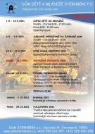 DDM Šternberk - plán akcí na září 1
