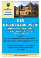 Den otevřených dveří - výchovně vzdělávací centrum v Moravském Berouně 1