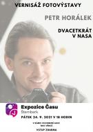 Dvacetkrát v NASA - Výstava a přednáška astrofotografa Petra Horálka 1