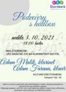 Podvečery s hudbou - klarinetový recitál 1