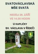 Svatováclavská mše svatá 1